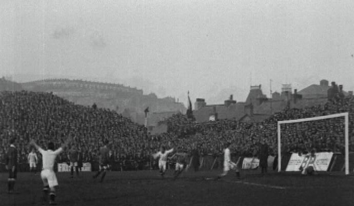 v Arsenal 1926