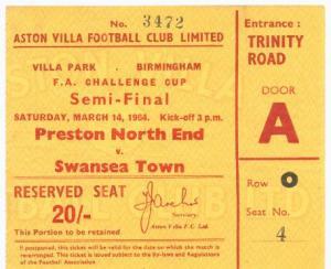 Swans semi final