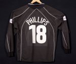 2002-03 Gareth Phillips back (away)