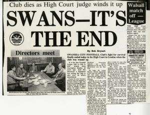 Evening Post December 1985