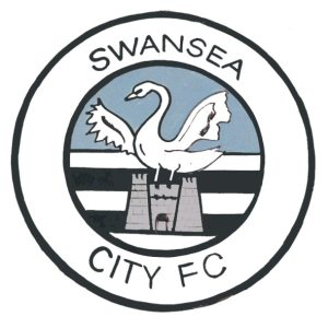 Swansea City badge 1980s