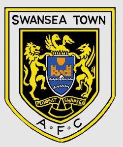 Swansea Town Crest 1922