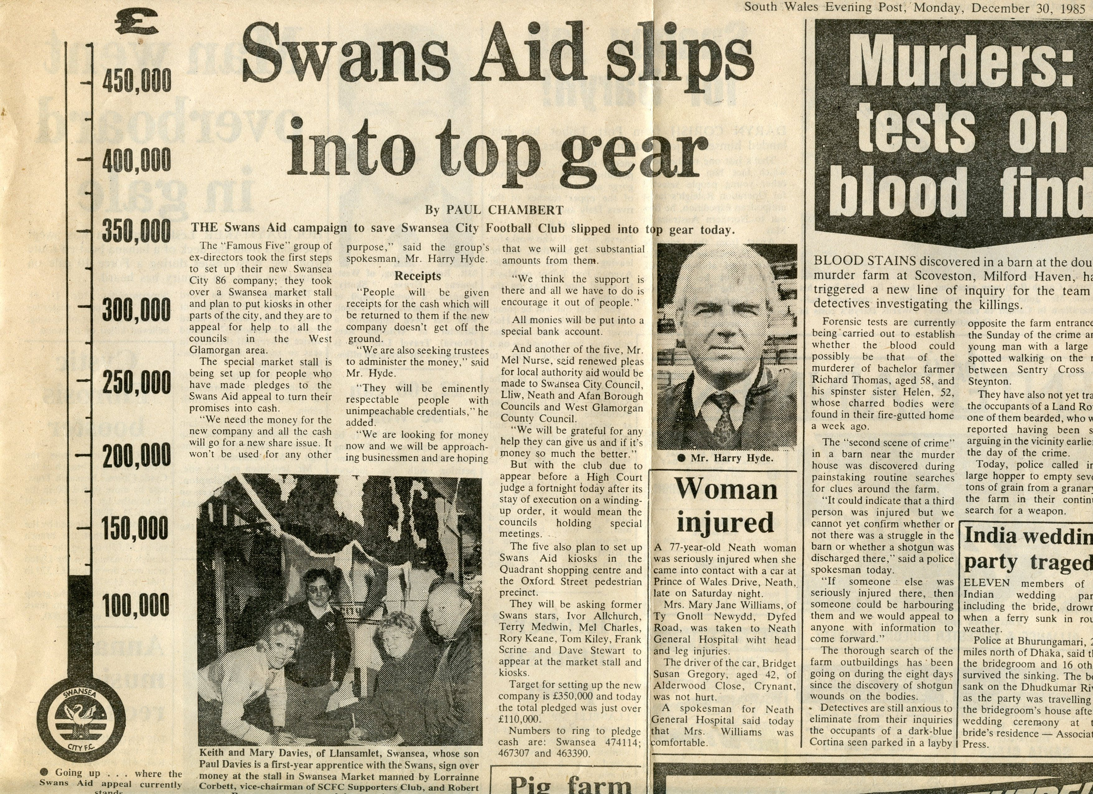 Swans Aid