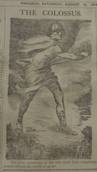 sporting news 15 aug 1914