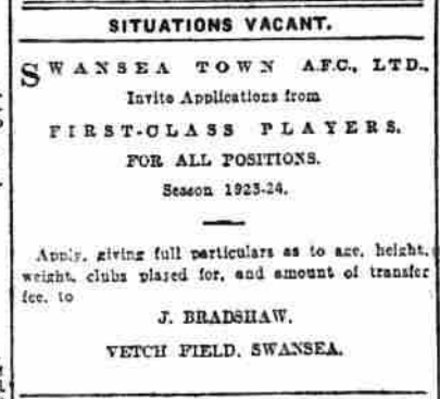athletic news 14 May 1923