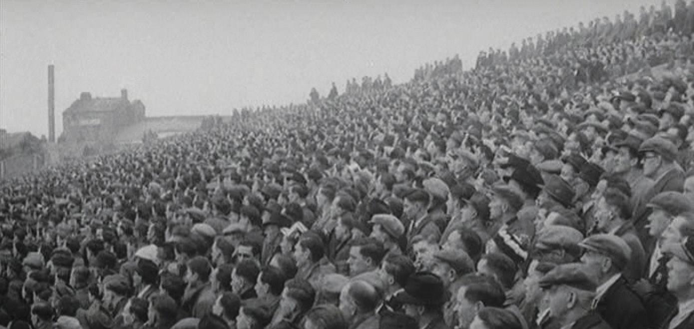 North Bank v Newcastle 1950 .jpg